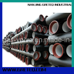 Best Price DCI Pipe with Bitumen Coating