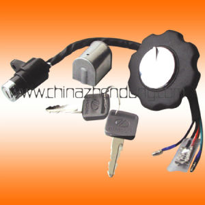 Motorcycle Ignition Switch Set (CD100)