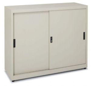 Metal Storage Cabinets Sliding Doors With Adjule Shelf Spl Sdc02