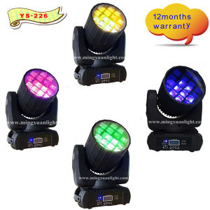 Newest 12X10W 4-in-1 CREE LED Beam Moving Head Sage Light pictures & photos