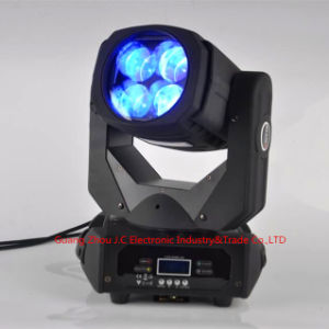 4 Eyes*25W LED Super Beam Moving Head Light pictures & photos