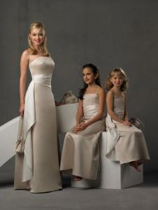 Bridesmaid Dress (B0032)