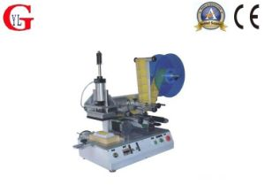High Precision Semi-Automatic Plane Labeler pictures & photos