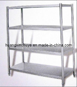 Stainless Steel Kitchenware Shelf (HXHJ01)