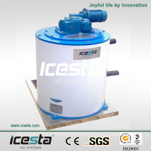 Icesta Small Seawater Ice Flake Evaporator 1t pictures & photos