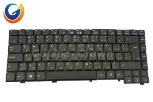 Laptop Keyboard Teclado for Asus L4000 Black Layout US IT RU