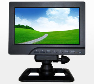 7 Inch VGA TFT LCD Monitor With Touchscreen (CL7649NT)