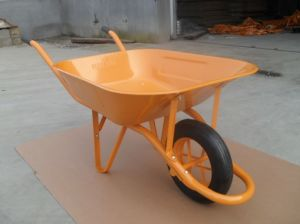 Strong Body and Good Sales Wheel Barrow (WB6400) pictures & photos