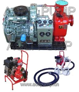 CWY Marine Diesel Engine Fire fighting Pump pictures & photos