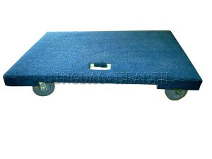 "24""X24"" Furniture Moving Dolly with Blue Carpted Deck pictures & photos"
