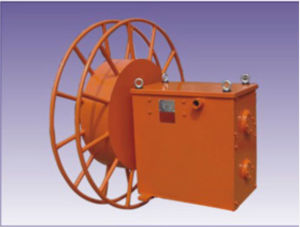 Spring Type Cable Drum of Overhanging Type