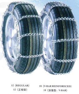 12, 18 Snow Chains