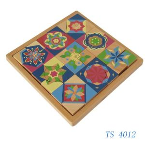 Wooden Blocks (TS 4012) pictures & photos