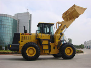 Degong 5tons Wheel Loader with Cummins Engine 3m3 Wheel Loaders pictures & photos