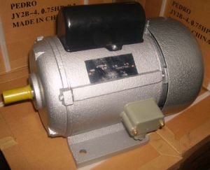 JY Single Phase Motor pictures & photos