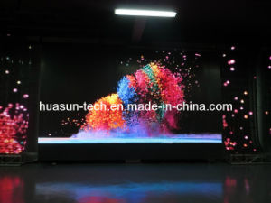 Folding LED Curtain Display Light-Weight LED Curtain Display