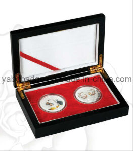 Metal Coin With a Velvet Box (YB-10)
