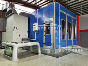 China Car Spray Booth Oven Car Spray Booth Oven