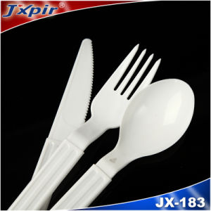 Disposable Cutlery Jx182 Professional Supplier pictures & photos