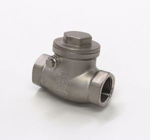 200psi Dn50 Stainless Steel CF8 Swing Check Valve pictures & photos