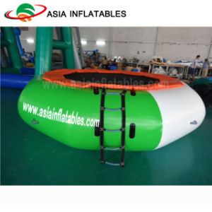 Inflatable Aqua Park Jumping Bouncers, Inflatable Water Trampoline pictures & photos