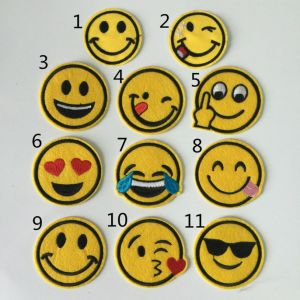 Emoji Face Patch, Flower Patch, Food Patch, Animal Patch, Insect Patch for Garment Accessories, Jeans, Curtain pictures & photos