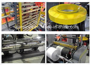 High Speed Film Blowing Machines Factory pictures & photos