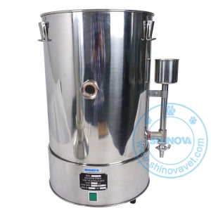 Tower Type Electrically Heated Water Distilling Apparatus (WD-5L) pictures & photos