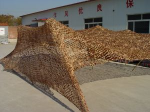 Military Camouflage Net Desert Color pictures & photos