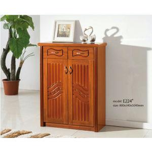 Bedroom Furniture Corner Mdf Shoe Cabinet On Wall