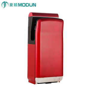 Modun Wall Mount High Speed Hand Dryer Red Jet Handdryer pictures & photos
