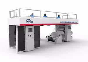 High Speed Professional Plastic Film OPP Film PE Film Printing Machine with Good Quality