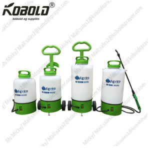 12L8l Garden Battery Water Sprayer with Wheels pictures & photos