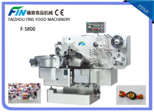Automatic Candy Feeding and Packaging Machine pictures & photos
