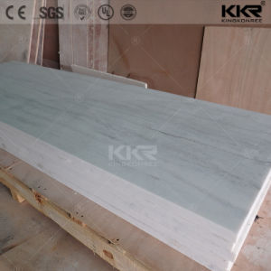 China High Quality PMMA 12mm White Solid Surface pictures & photos