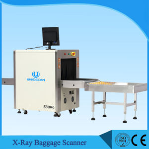 47f7a051 Hotel Medium Size X Ray Baggage Scanner Tunnel 600mm*400mm, X-ray Detection