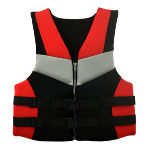 b0b7990e09bb9 China Unisex Life Vest Neoprene Swimming Vest for Swimming Safety ...