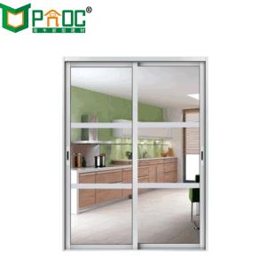 Top Quality 96 X 80 Aluminum Sliding Glass Door Philippines Price