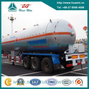 40 Cbm LPG Tanker Semi Trailer with BPW Axle pictures & photos