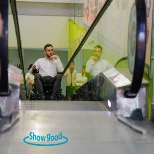 Showgood Comfortable Cheap Outdoor Power Wheelchairs in Dubai