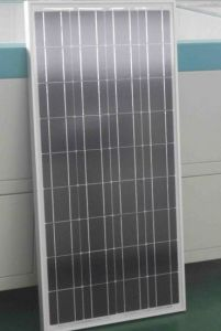 130W Poly Solar Panel, Professional Manufacturer From China, TUV Certificate! pictures & photos