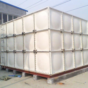 FRP GRP Sectional Tank Water Storage Container Fishing Water Tank pictures & photos