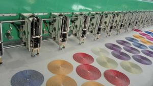 Hot Sell Chenille Embroidery Machine for Cloth with Low Price