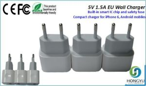 New Portable Travel Charger for Europe Market
