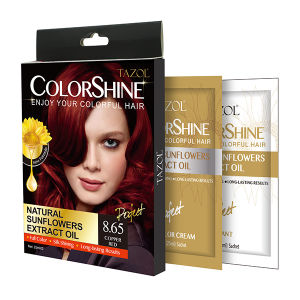 Tazol 10 Minutes Healthy Hair Color Cream pictures & photos
