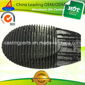Precision Die Casting Parts Manufacturer Street Light Housing