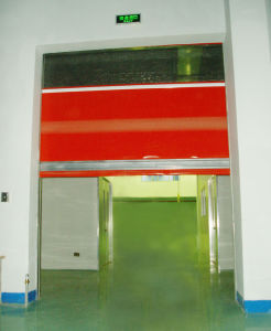 Automatic Rapid Roll up Door
