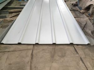 Galvanized Corrugated Steel Roofing Sheets for Prefab Houses pictures & photos