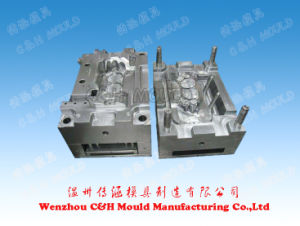 Injection Plastic Mould/Molding for Electronic Shell/Case
