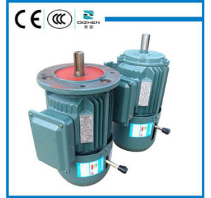 YEJ electromagnetic brake motor / three phase ac electric engine pictures & photos